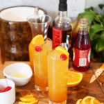 The Bakehouse Brunch: Classic Hurricane and Brandy Milk Punch