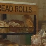 Fresh Loaves And Bread Rolls Hot From The Oven