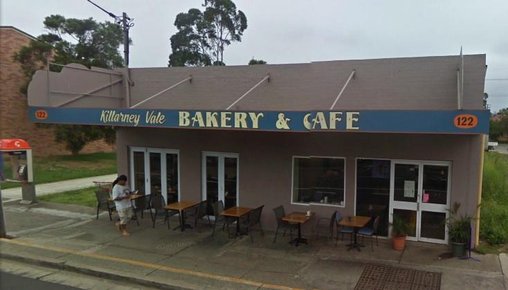 Killarney Vale Bakery And Cafe Menu