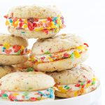 Fruity Pebbles Whoopie Pies – My Baking Addiction