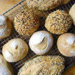 No-knead sandwich rolls – Flourish – King Arthur Flour