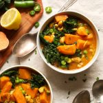 Kale Sweet Potato Curry   Minimalist Baker Recipes