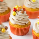 Pumpkin Maple Cupcakes – My Baking Addiction
