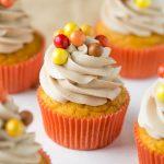 Pumpkin Maple Cupcakes – My Baking Addiction