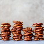 Smoky Vanilla Bourbon Pretzels. – How Sweet It Is